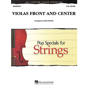 Violas Front and Center