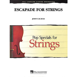 Escapade for Strings