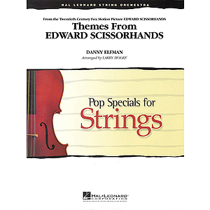 Themes from Edward Scissorhands