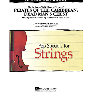 Music from Pirates of the Caribbean: Dead Man's Chest