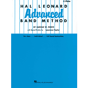 Hal Leonard Advanced Band Method C Flute
