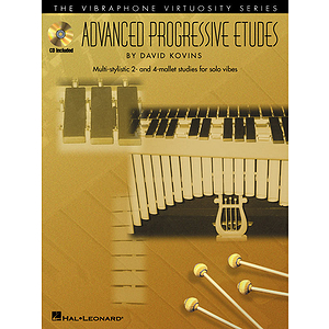 Advanced Progressive Etudes