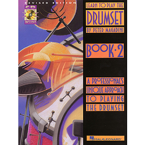 Learn to Play the Drumset - Book 2