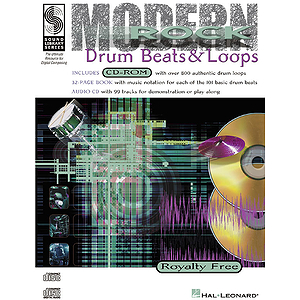 Modern Rock Drum Beats & Loops