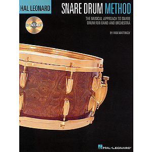 Hal Leonard Snare Drum Method