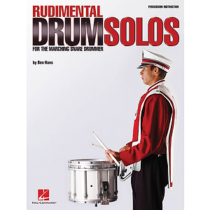 Rudimental Drum Solos for the Marching Snare Drummer