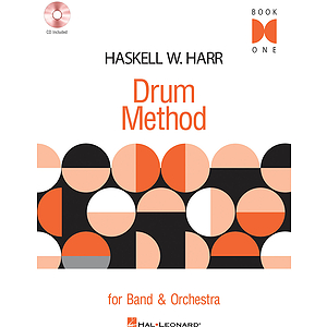 Haskell W. Harr Drum Method - Book One