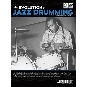 The Evolution of Jazz Drumming (DVD)