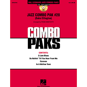 Jazz Combo Pak 28 (Duke Ellington)