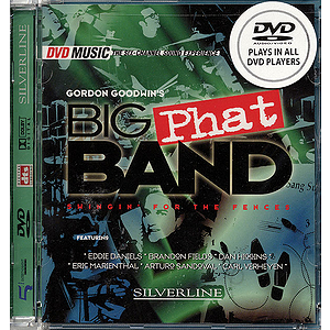 Gordon Goodwin's Big Phat Band - Swingin' for the Fences (DVD)
