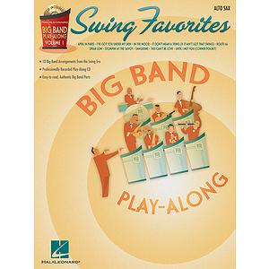 Swing Favorites - Alto Sax
