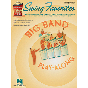 Swing Favorites - Tenor Sax