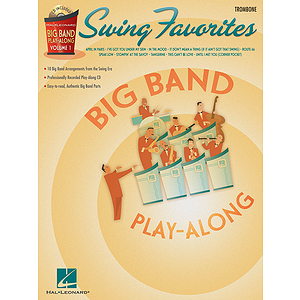 Swing Favorites - Trombone