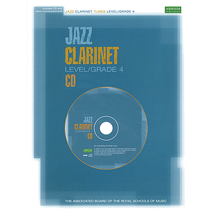 Jazz Clarinet CD