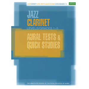 Jazz Clarinet Aural Tests & Quick Studies