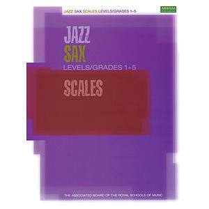 Jazz Sax Scales
