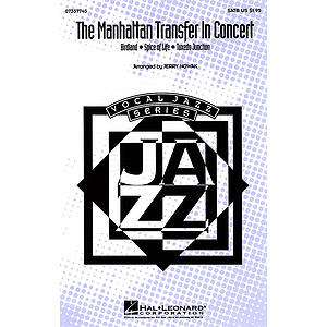 The Manhattan Transfer in Concert (Medley)
