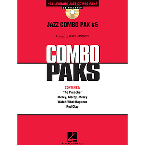 Jazz Combo Pak 6