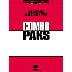 Jazz Combo Pak 8 with CD