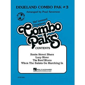 Dixieland Combo Pak 3