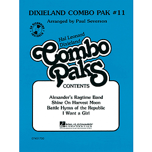 Dixieland Combo Pak 11