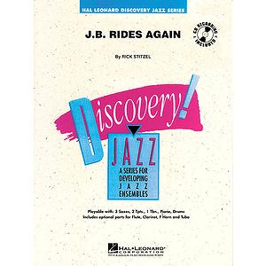 J.B. Rides Again