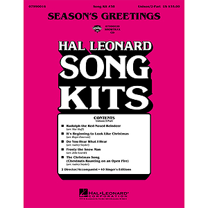 Season's Greetings (Song Kit #38)