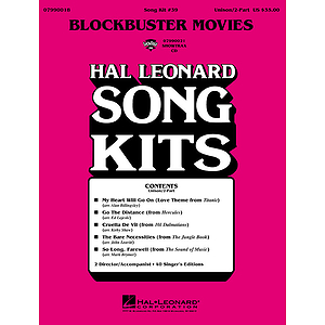 Blockbuster Movies (Song Kit #39)