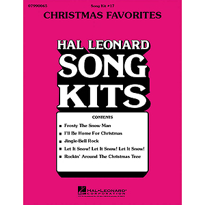 Christmas Favorites (Song Kit #17)