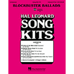 Blockbuster Ballads (Song Kit #33)