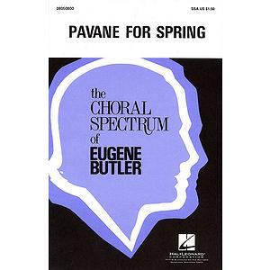 Pavane for Spring