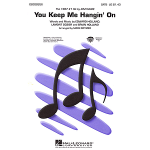 You Keep Me Hangin' On