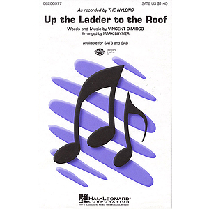 Up the Ladder to the Roof