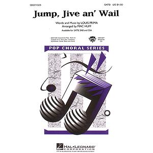Jump, Jive an' Wail