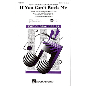 If You Can't Rock Me