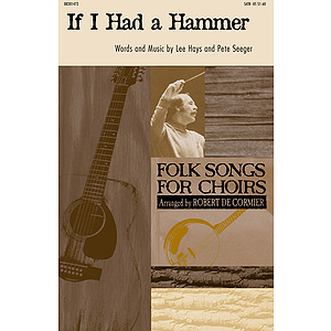 If I Had a Hammer (The Hammer Song)