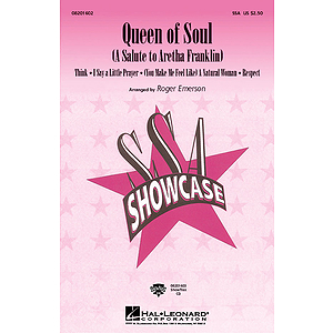 Queen Of Soul (A Salute To Aretha Franklin)
