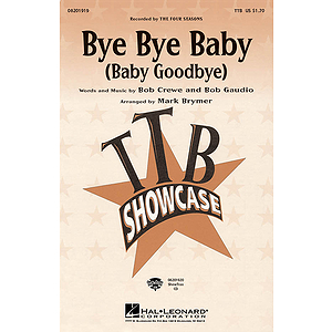 Bye Bye Baby (Baby Goodbye)