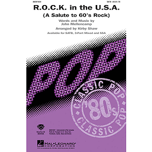 R.O.C.K. in the U.S.A. (A Salute to '60s Rock)