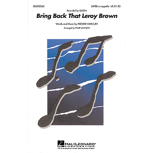 Bring Back That Leroy Brown