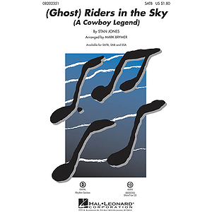 (Ghost) Riders in the Sky