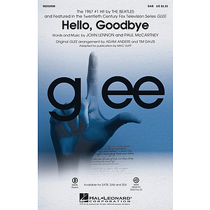 Hello, Goodbye (featured In Glee)