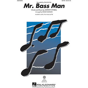 Mr. Bass Man