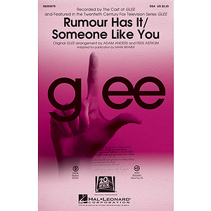 Rumour Has It/Someone Like You