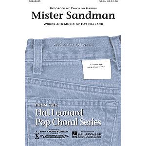 Mister Sandman