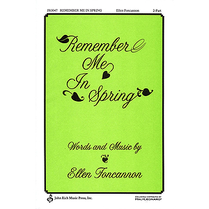 Remember Me in Spring