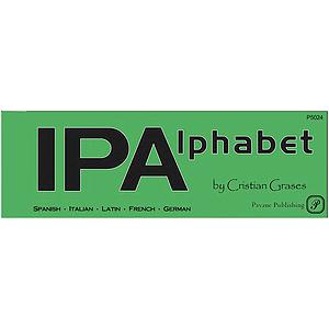 IPA Alphabet