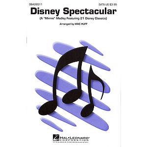Disney Spectacular (Medley)