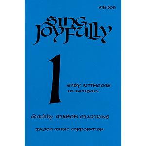 Sing Joyfully 1 (Collection)