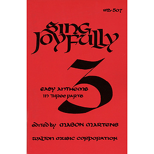 Sing Joyfully 3 (Collection)